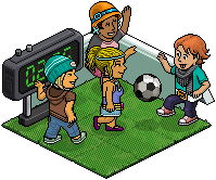 Habbo games
