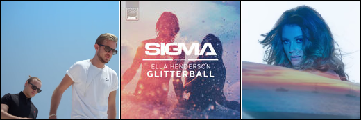 Sigma - Glitterball ft. Ella Henderson