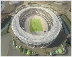 Olympic Stadium Finished!