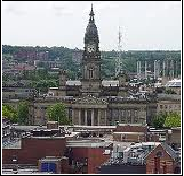 Bolton's worried town centre.