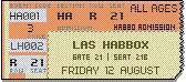 HxSS Ticket