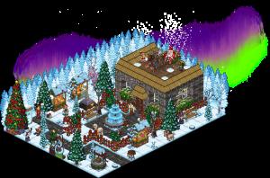 habboholiday-christmas-maze-entrance