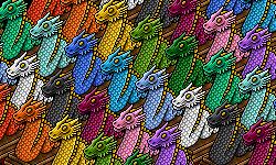 Dragon Lamps