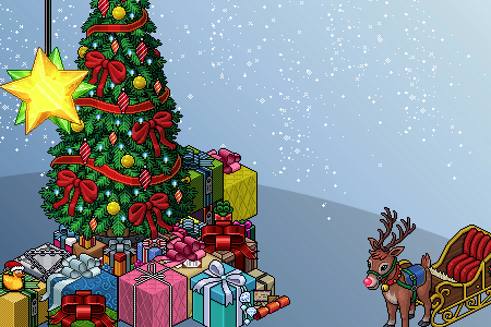 Habboxmas is (almost) here!